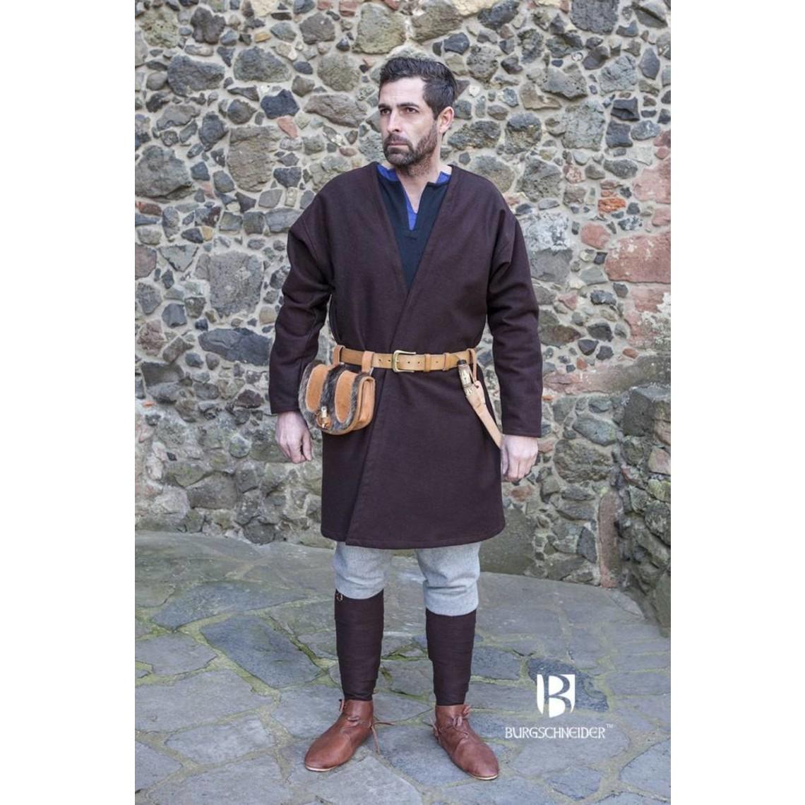 Burgschneider Caftán Vikingo Loki (marrón)