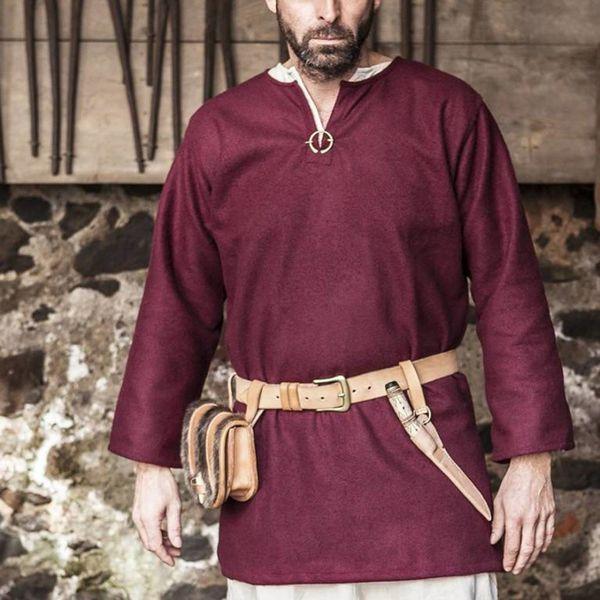 Burgschneider Tuniek Lodin, rood