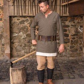 Burgschneider Vissengraattuniek Tyr, olijfgrijs
