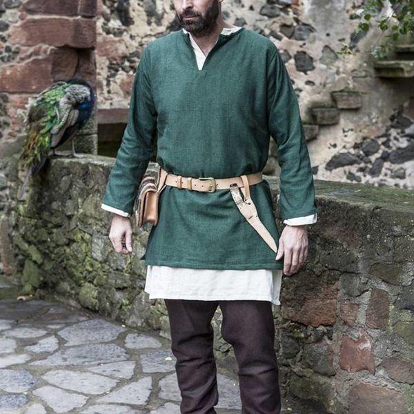 Burgschneider Tuniek Erik, groen