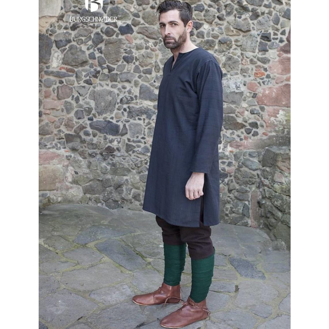 Burgschneider Túnica Leif, negro