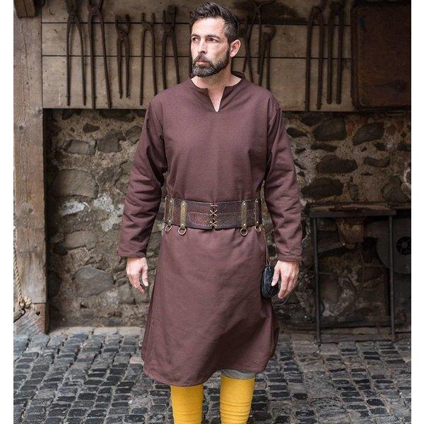 Burgschneider Tuniek Ekwin, bruin