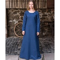 Burgschneider Mittelalterliches Kleid Freya (tiefblau)