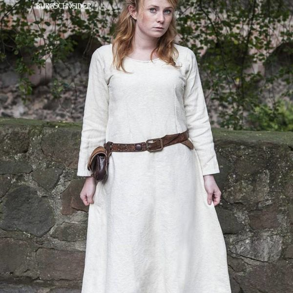 Burgschneider Dress Thora, natural