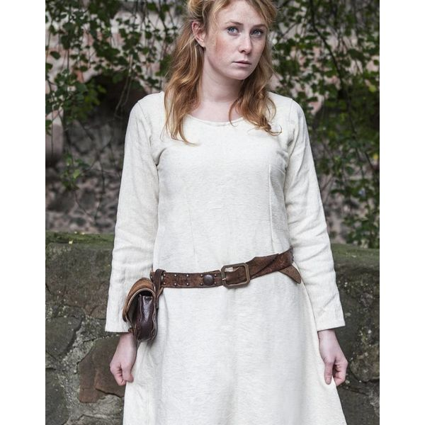 Burgschneider Kjole Thora, naturlig