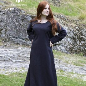 Burgschneider Medieval dress Freya (black)