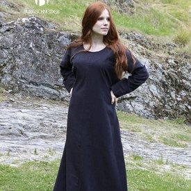 Burgschneider Mittelalterliches Kleid Freya (schwarz)