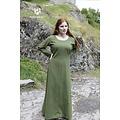 Burgschneider Middeleeuwse jurk Freya (groen)