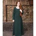 Burgschneider Średniowieczny strój Freya (ciemnozielony)