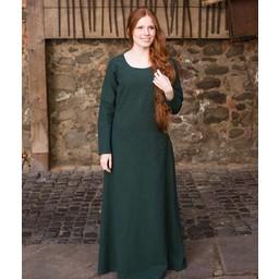 Mittelalterliches Kleid Freya (Waldgrün)