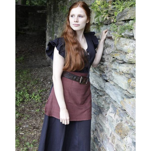 Burgschneider Dress Agga, black