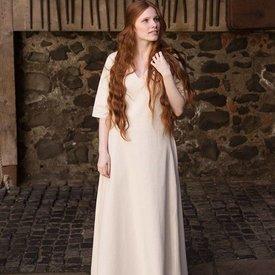 Burgschneider Kleid Laga, natürliche