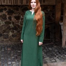 Medieval dress Elisa, green
