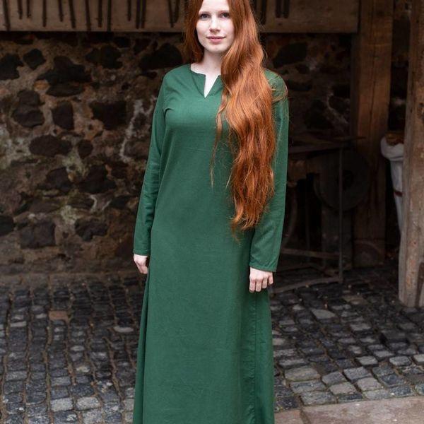 Burgschneider Średniowieczny strój Elisa, zielony