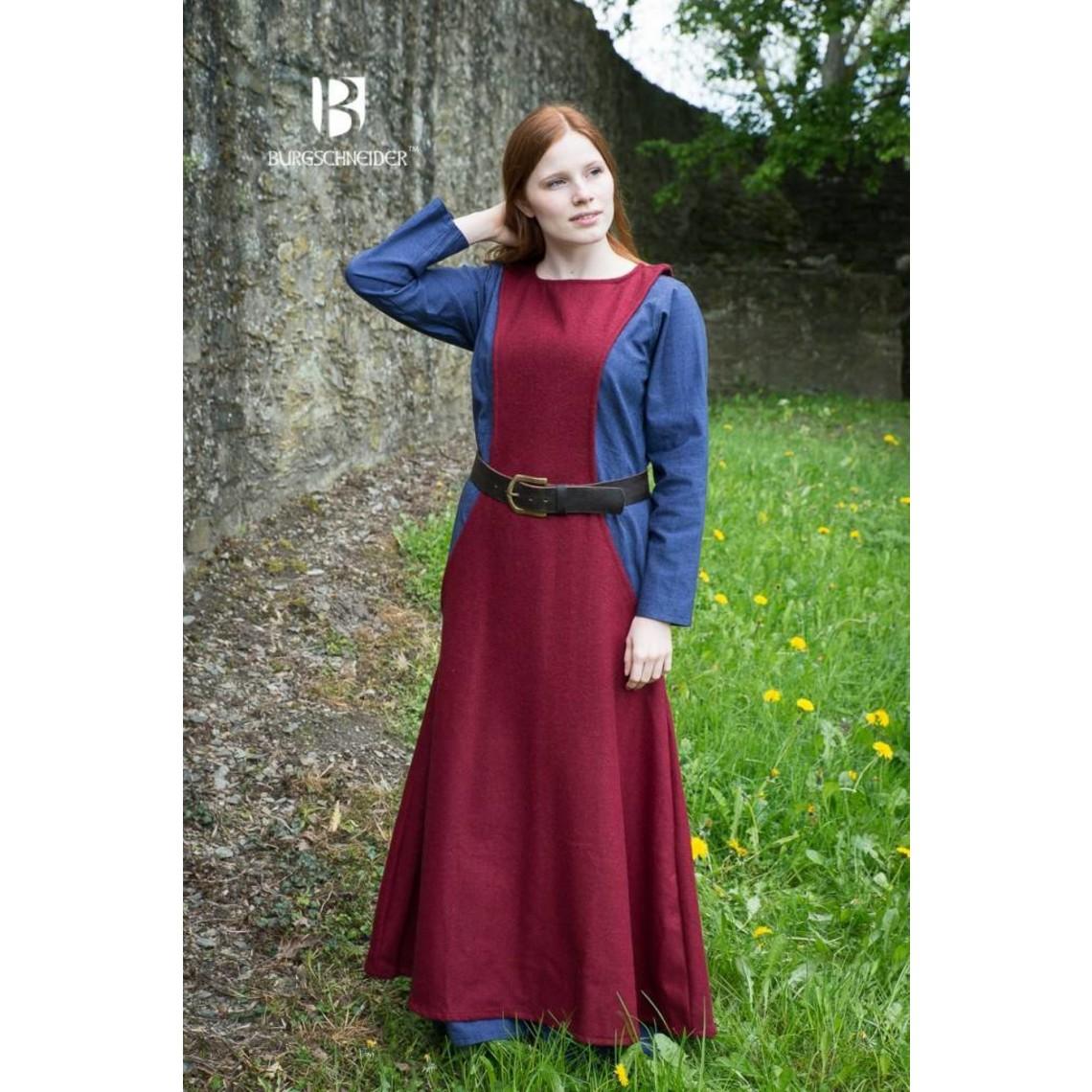 Burgschneider Surcoat Albrun rød