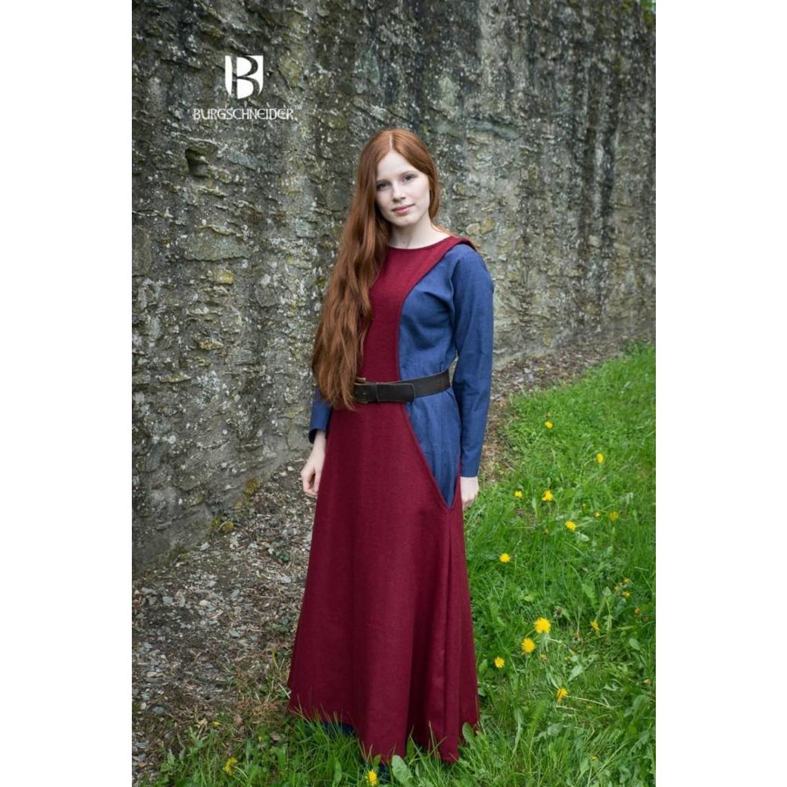 Burgschneider Surcoat Albrun red
