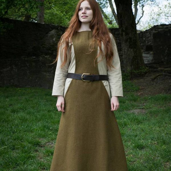 Burgschneider Surcoat Albrun grün