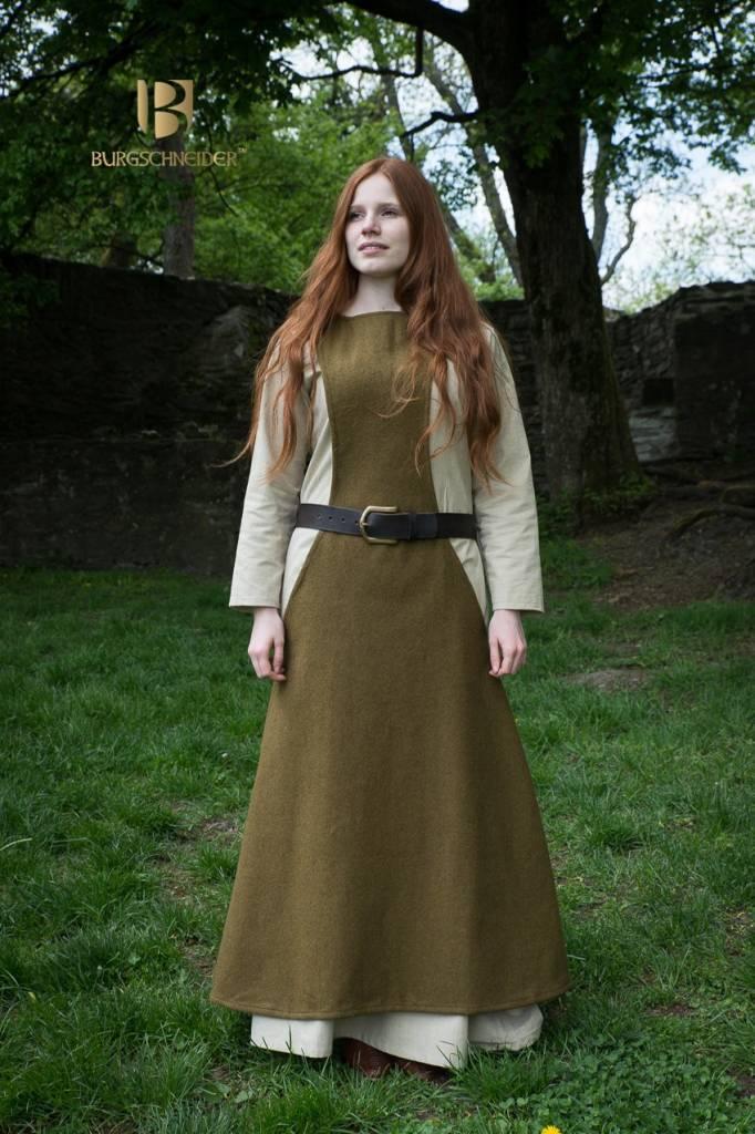 Surcoat Albrun grün