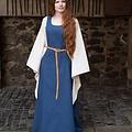 Burgschneider Surcotte Isabella, niebieski