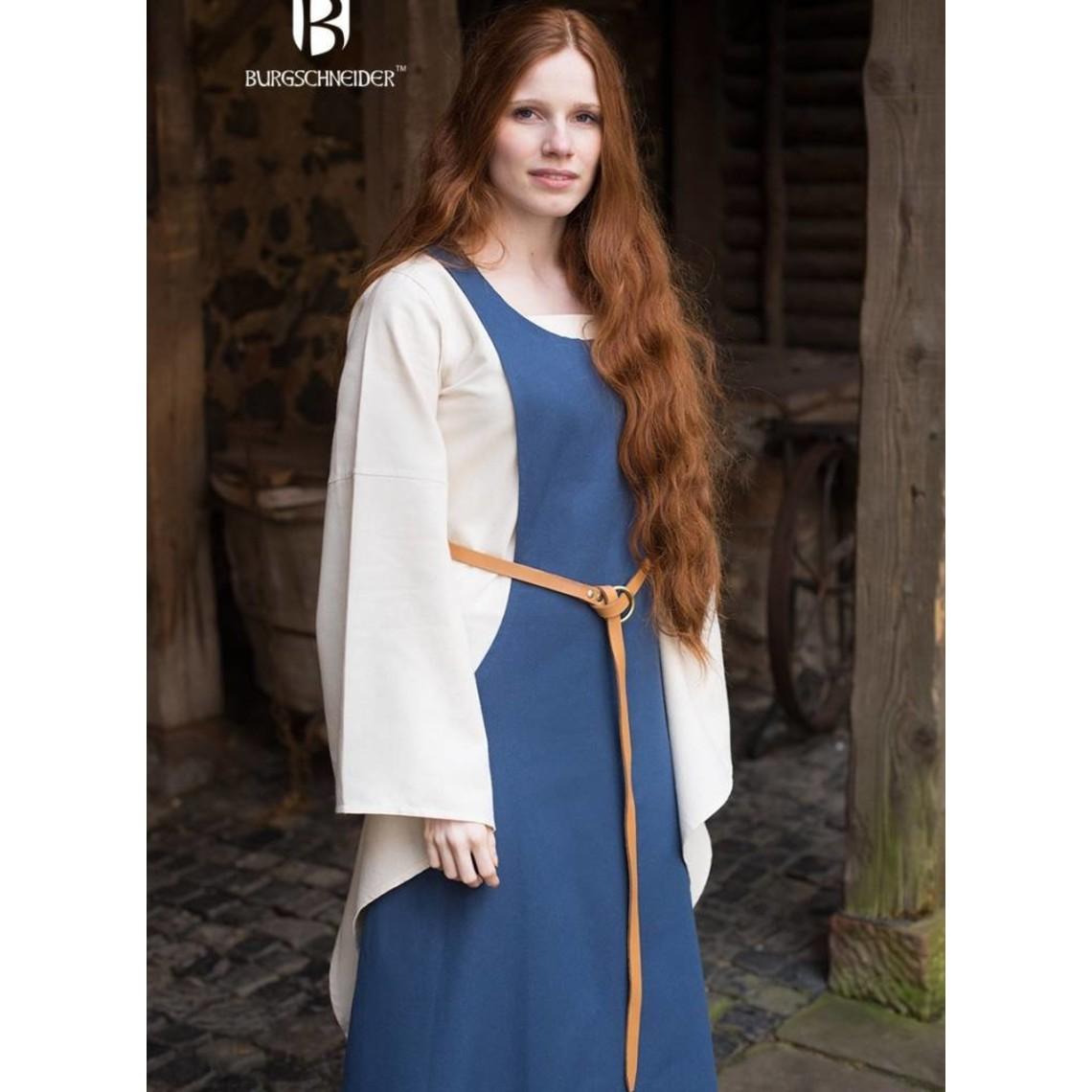 Burgschneider Surcotte Isabella, blauw