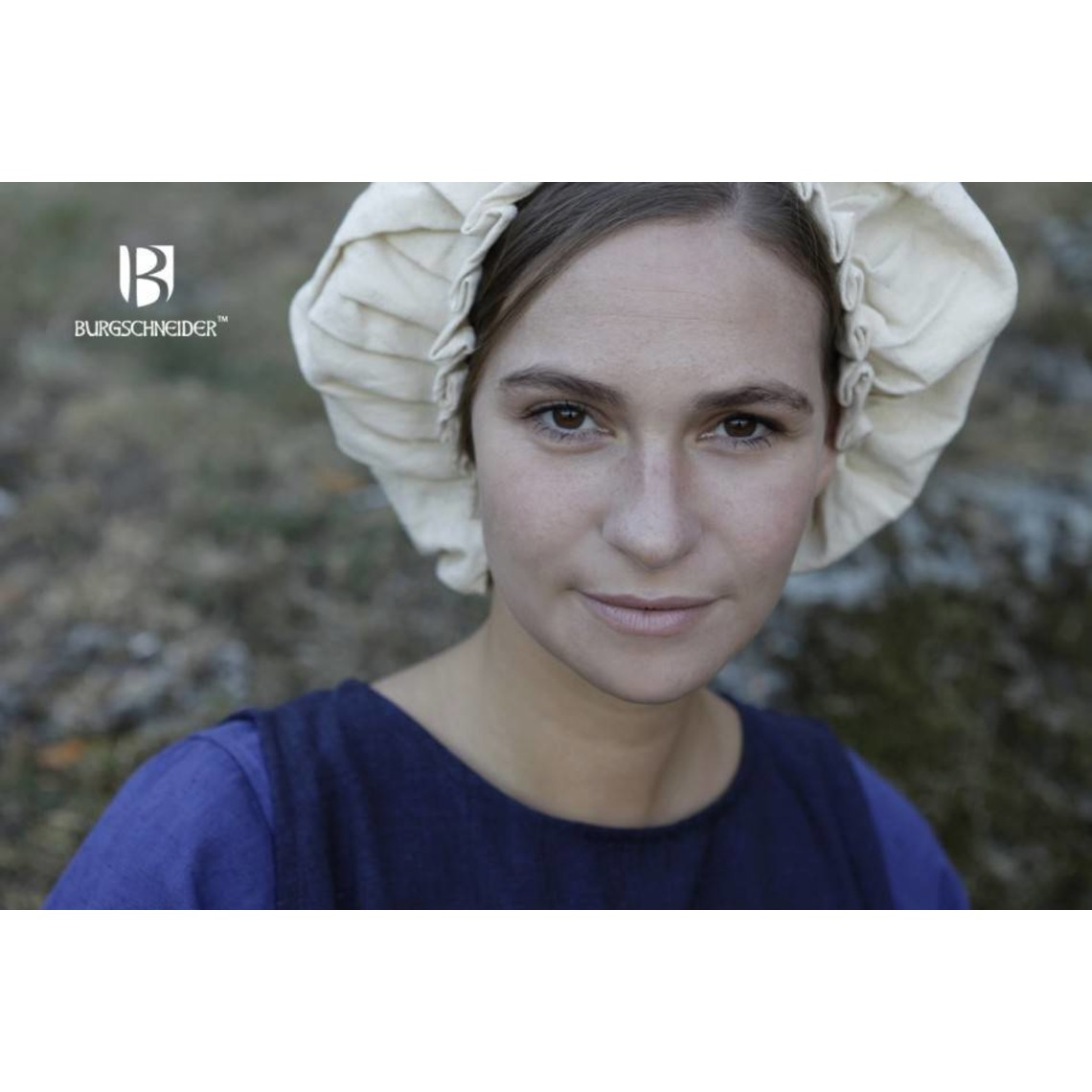 Burgschneider Rete per capelli Anna naturale