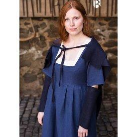 Burgschneider Apron Bertrude blue