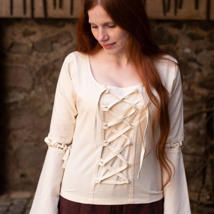 Blouse Ely, natural