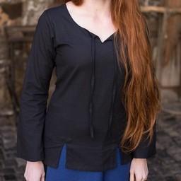 Blusa Lysia, negro