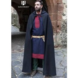 Cloak Hibernus, black