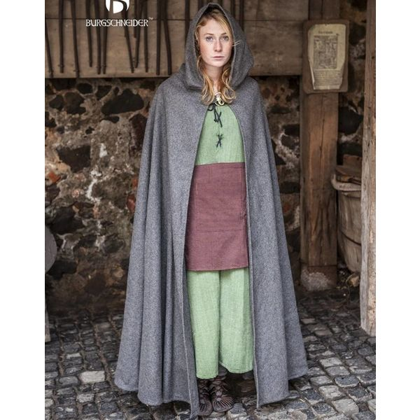 Burgschneider Mantel Hibernus, grijs