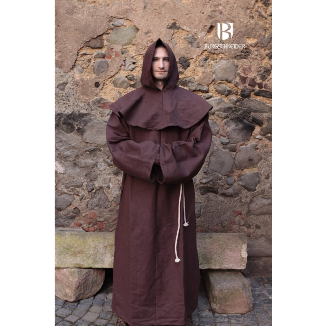Burgschneider habit franciszkański