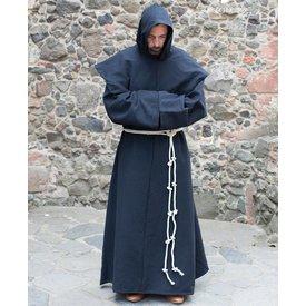 Burgschneider Benedictine munkkåpa, svart