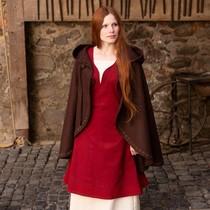 Burgschneider Cape Affra wool, brown