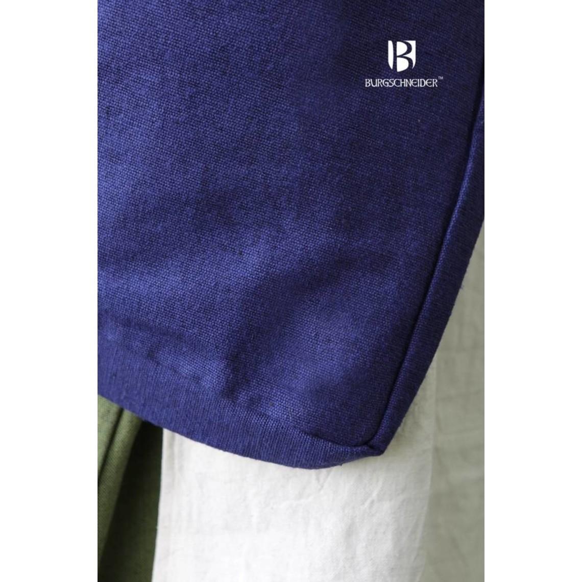 Burgschneider Medeltida väska Ehwaz, blå