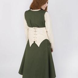 Cotton corset Thana, natural