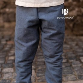 Burgschneider Kids Thorsberg trousers Ragnarsson, grey