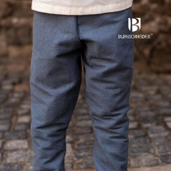 Burgschneider Pantalon Kids Thorsberg Ragnarsson, gris