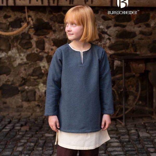 Burgschneider Children's tunic Eriksson, grey