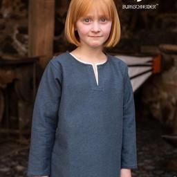Children's tunic Eriksson, grey