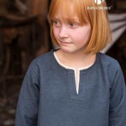 Dzieci tunika Eriksson, szary