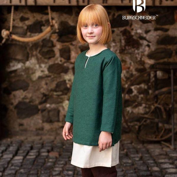 Burgschneider Kinder Tunika Eriksson, grün