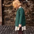 Burgschneider La túnica infantil Eriksson, verde
