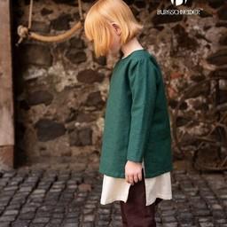 Kinder Tunika Eriksson, grün