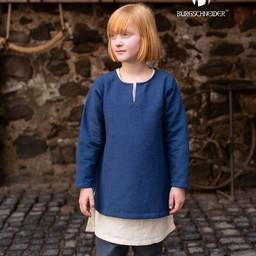 Children's tunic Eriksson, blue