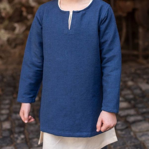Burgschneider Børns tunika Eriksson, blå