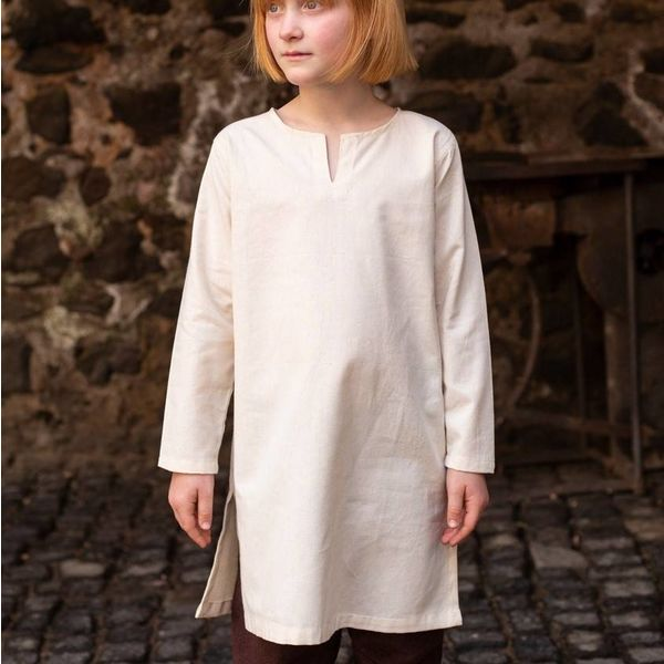 Burgschneider Children's tunic Leifsson, natural