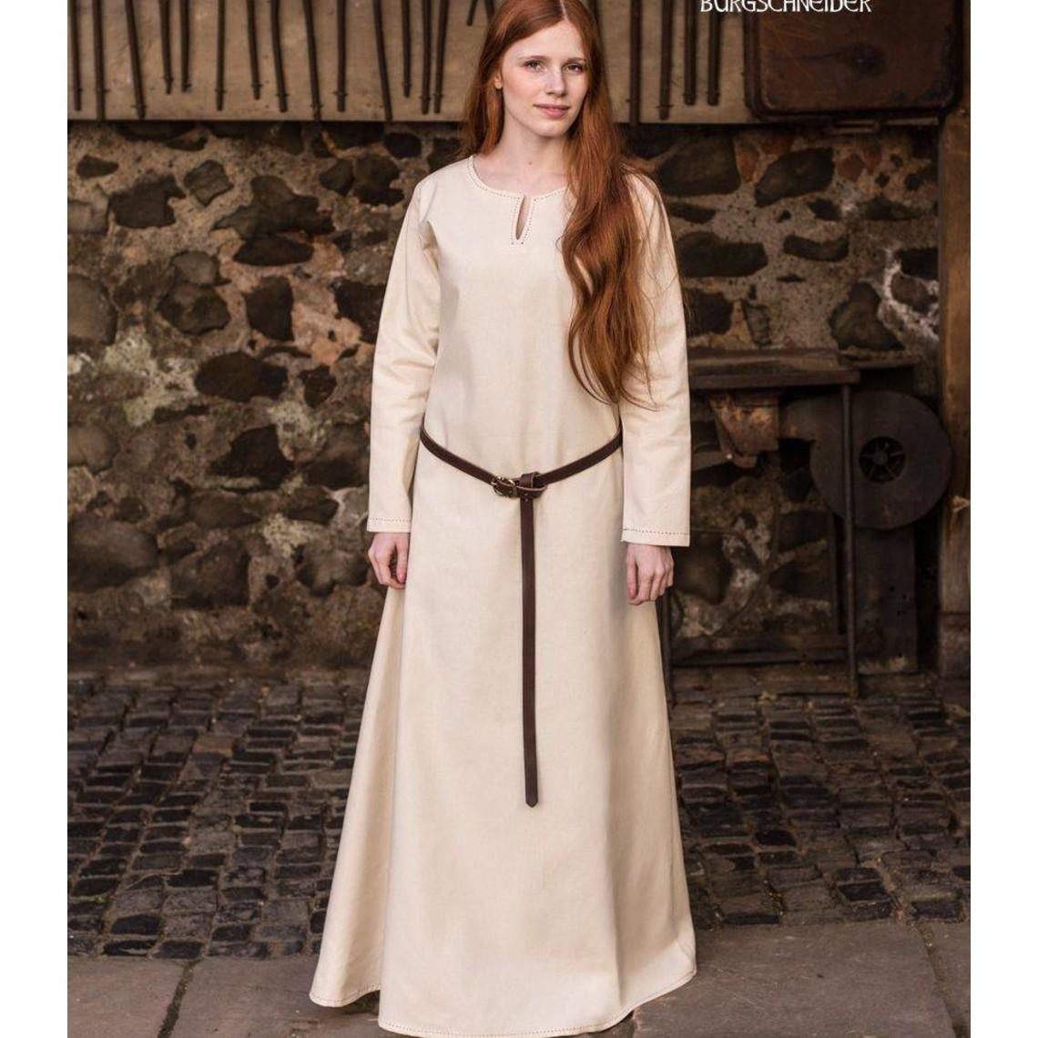 Burgschneider Kleid Feme, natürliche