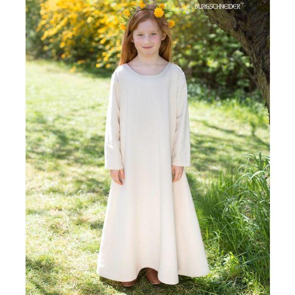 Burgschneider Medieval dress Ylvi, natural