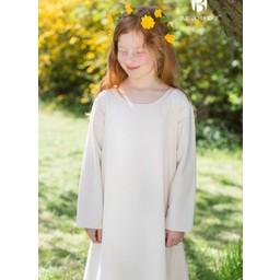 Medieval dress Ylvi, natural