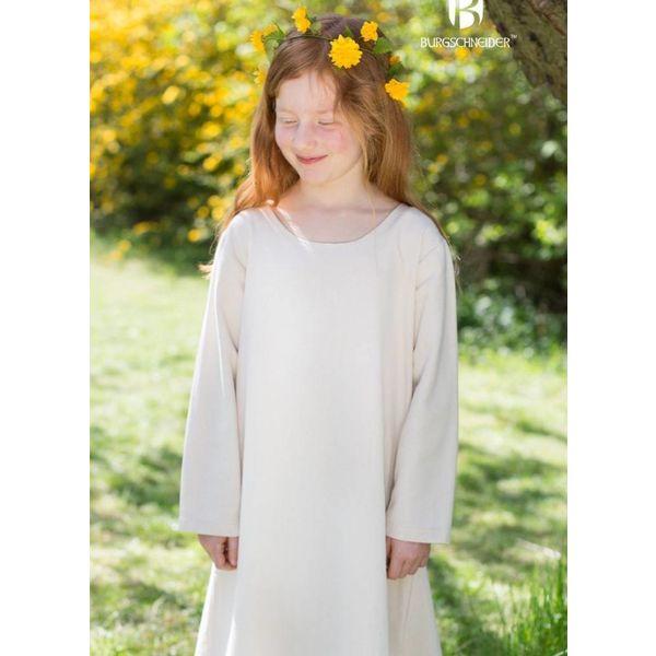 Burgschneider Mittelalterliches Kleid Ylvi, natürliche